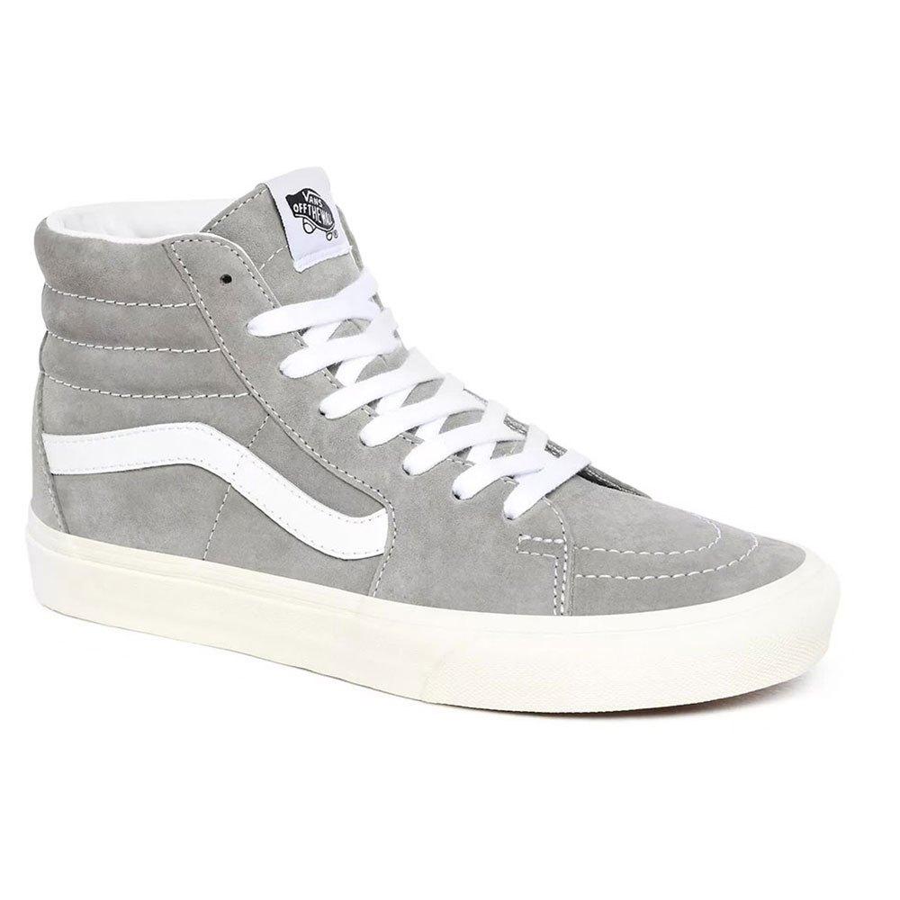 Vans SK8-Hi Grey buy and offers on Dressinn