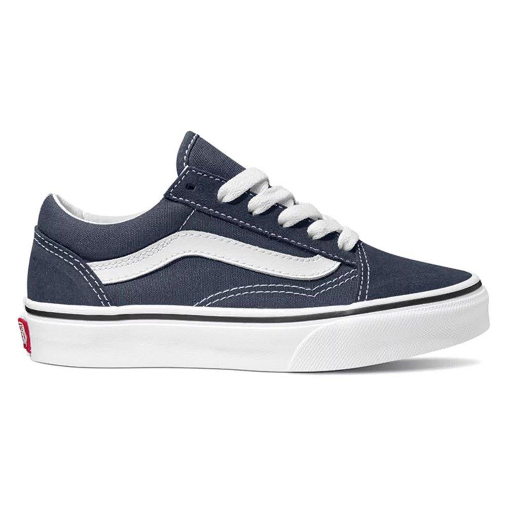 Vans Old Skool Junior Blue buy and