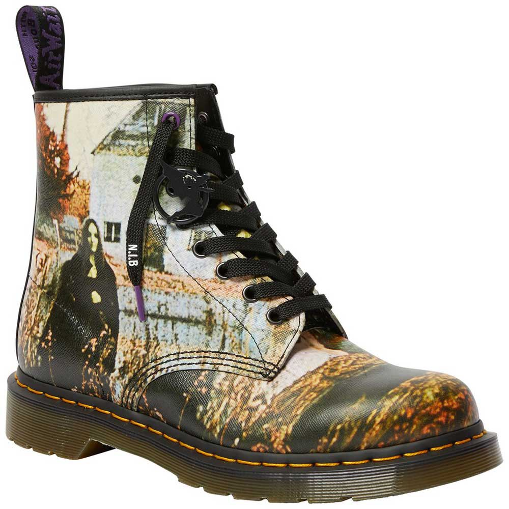 Dr martens 1460 8-Eye Black Sabbath Multicolor, Dressinn