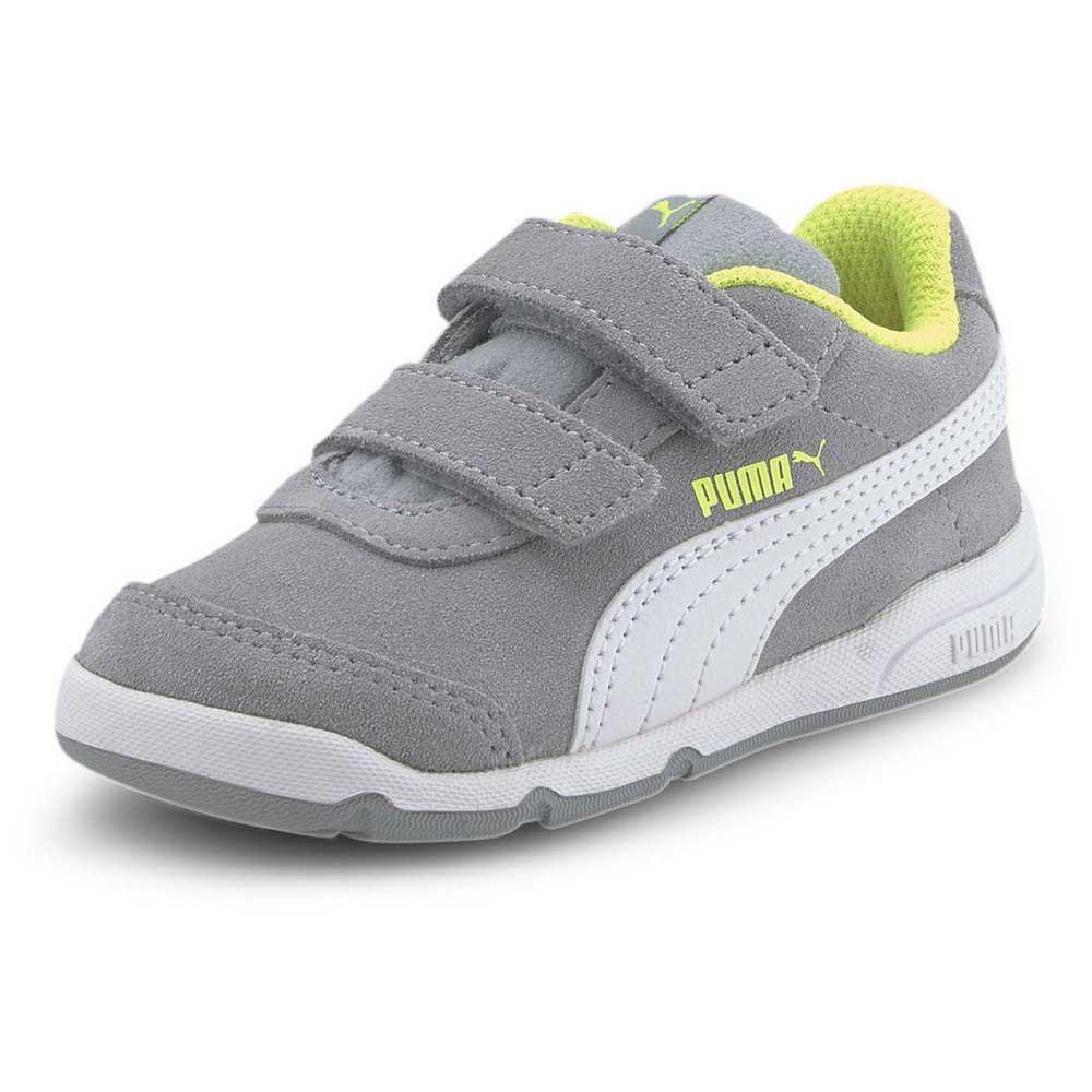 Puma Stepfleex 2 SD Velcro PS Trainers Grey, Dressinn