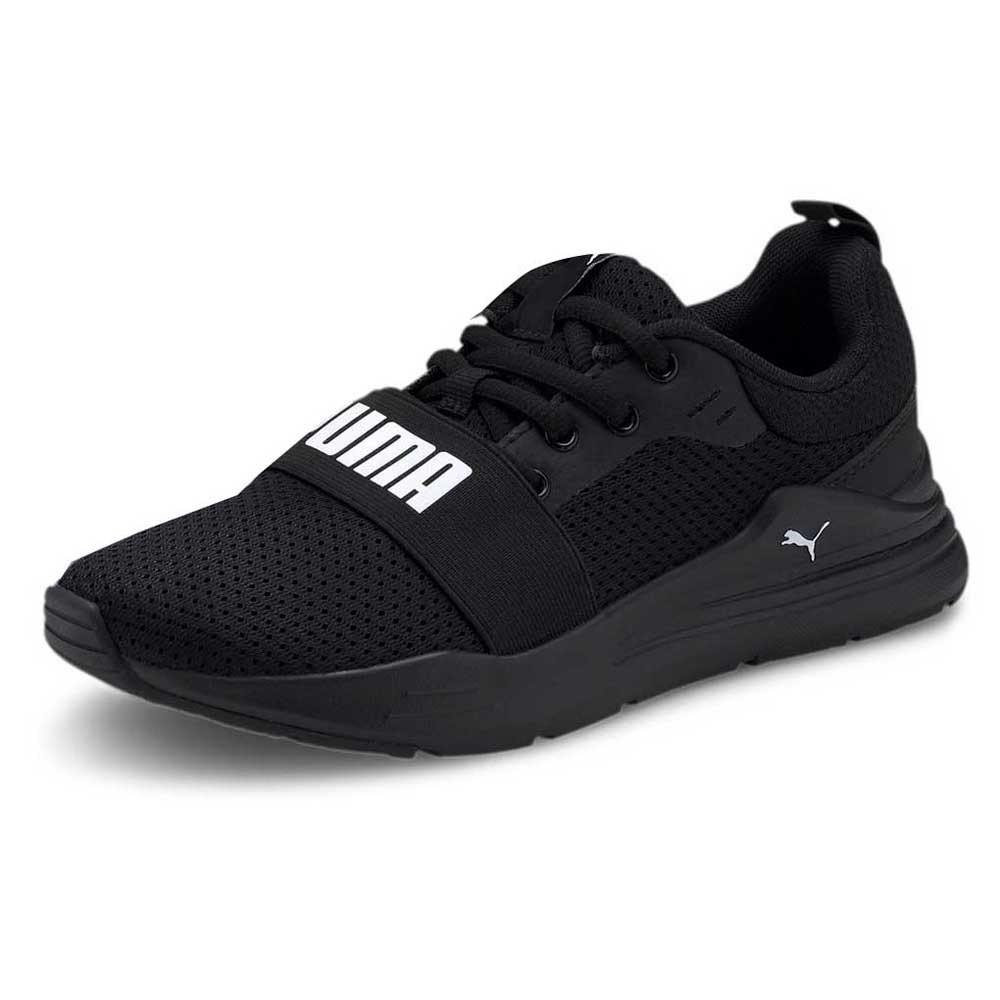Puma Wired Run Black buy and offers on