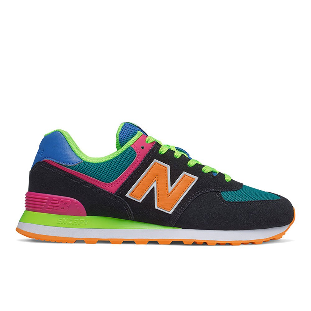 new balance 574 nere offerta