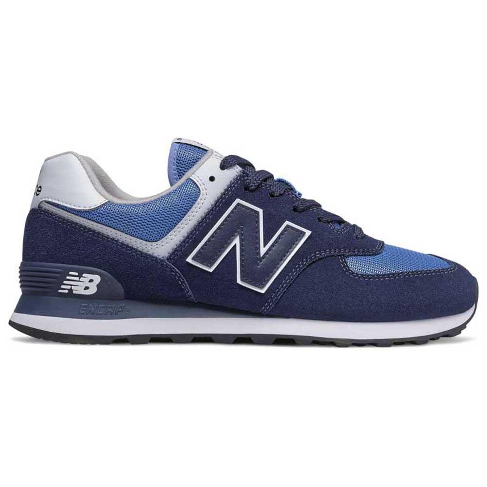 New balance 574 V2 Голубой, Dressinn