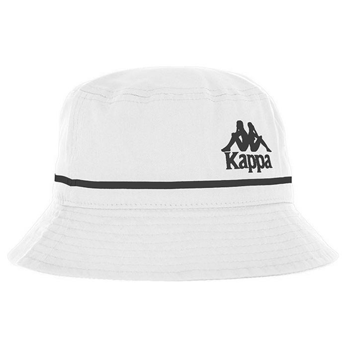 Cenere Interpretare Curriculum vitae  Kappa Bucketo Authentic Bucket Hat White, Dressinn
