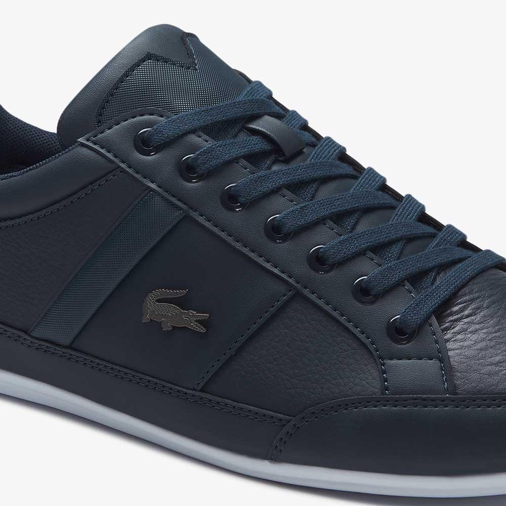 Lacoste Chaymon Nappa Leather Blue buy