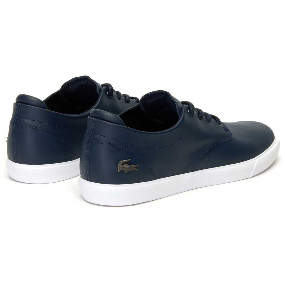 Lacoste Esparre Leather Blue buy and