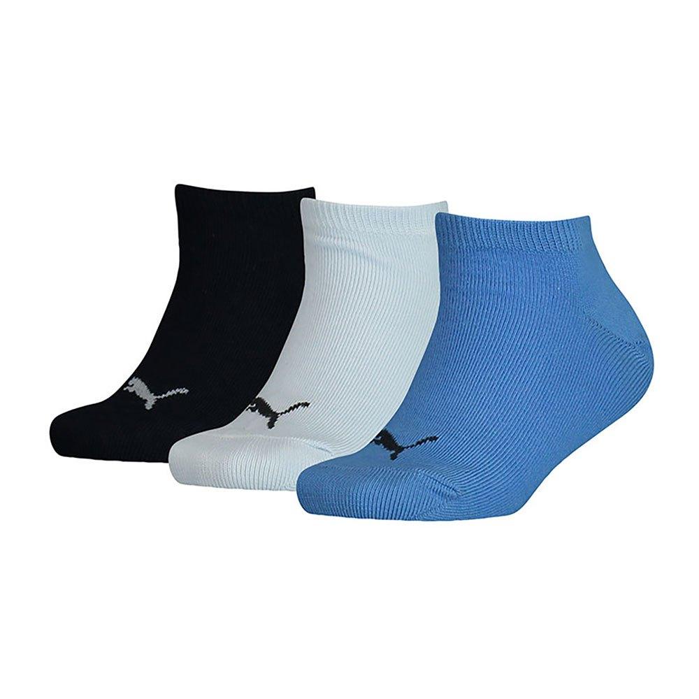 Puma Invisible Sneaker Kids Socks 3 Pairs