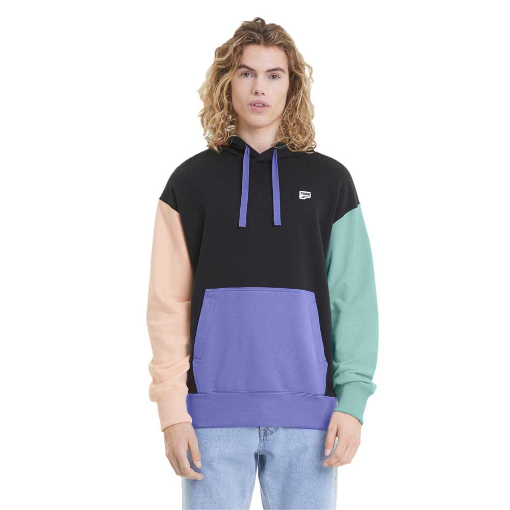 Puma select Downtown Hoodie Black buy and offers on Dressinn