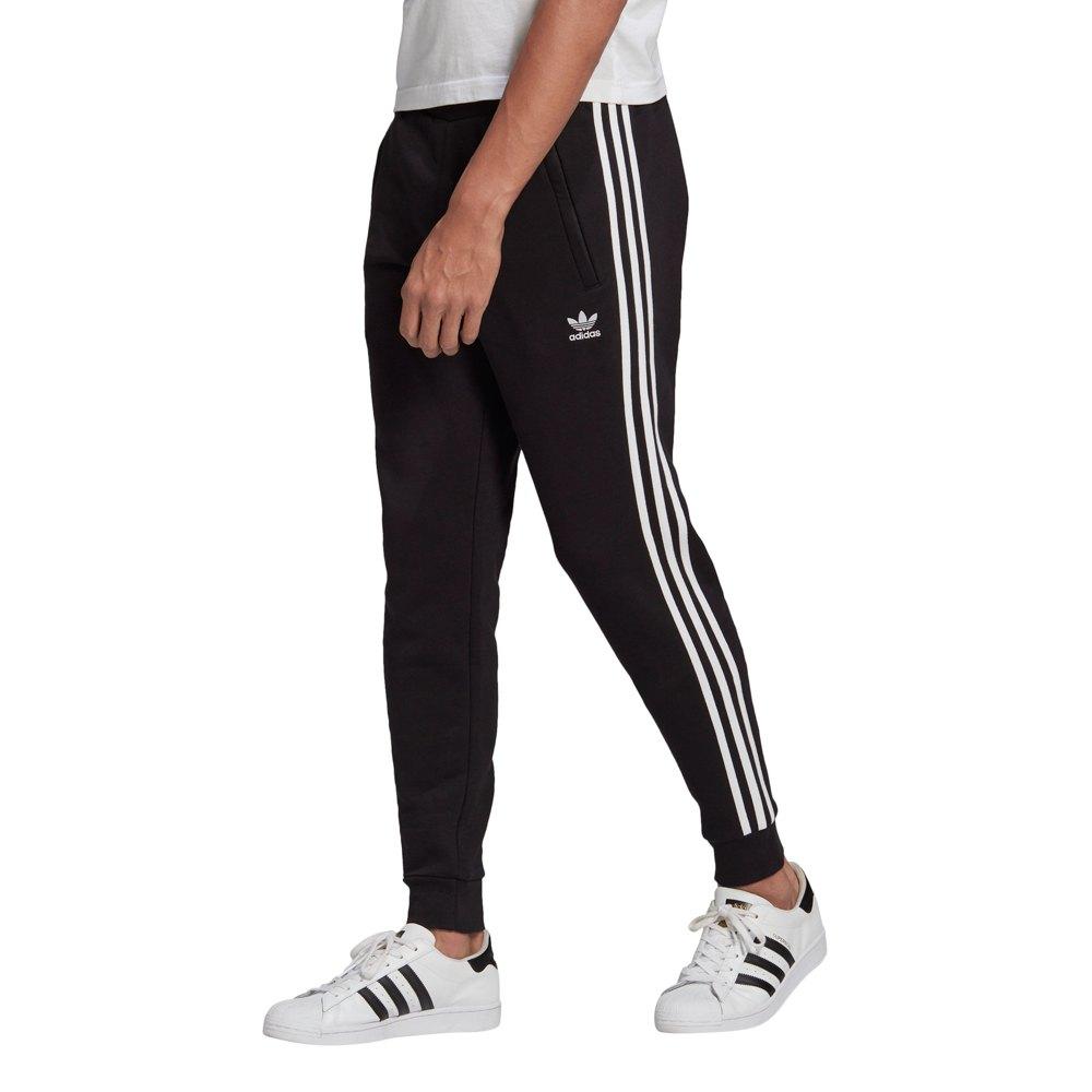 he equivocado Dato Así llamado  adidas originals Adicolor 3-Stripes Black, Dressinn