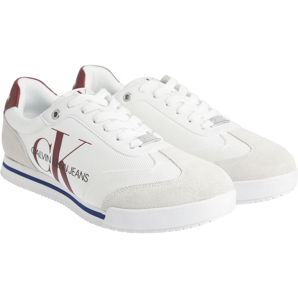 Calvin klein Istanbul Low Profile Laceup Pes