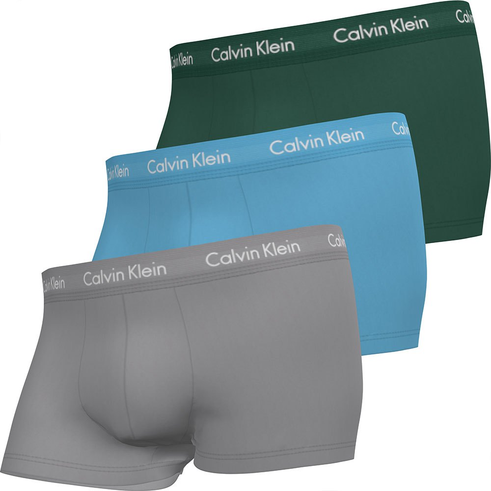 Calvin klein Low Rise Trunk 3 Pack