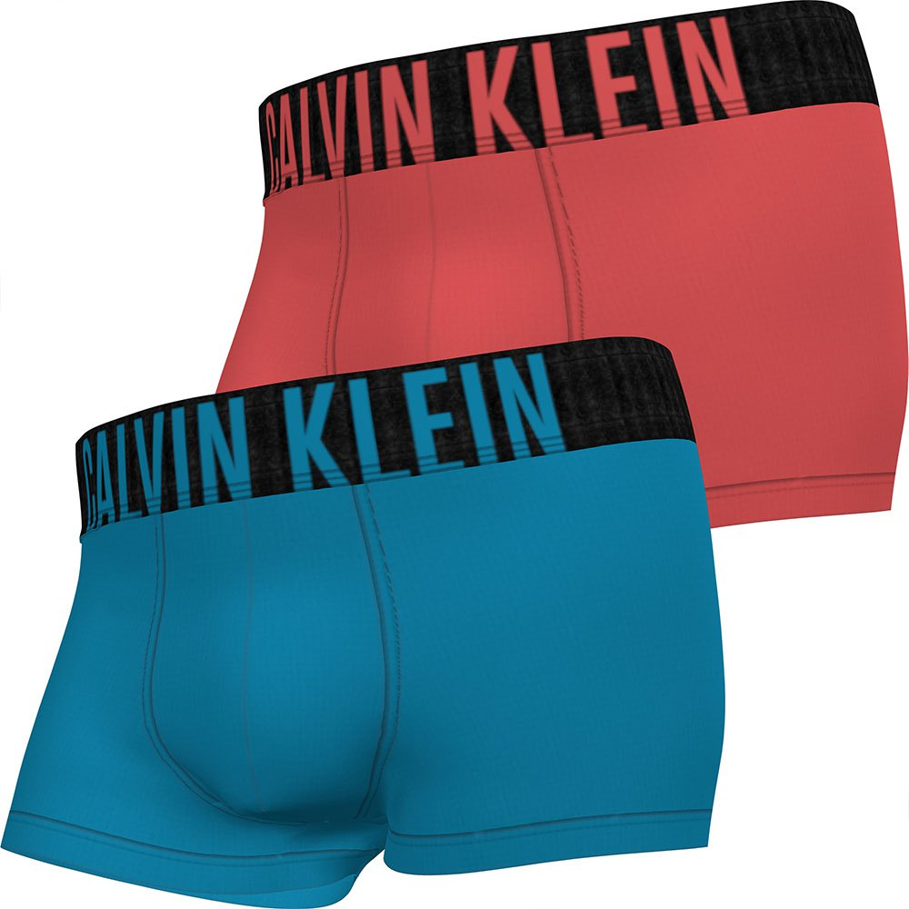 Calvin klein Low Rise Trunk 2 Pack