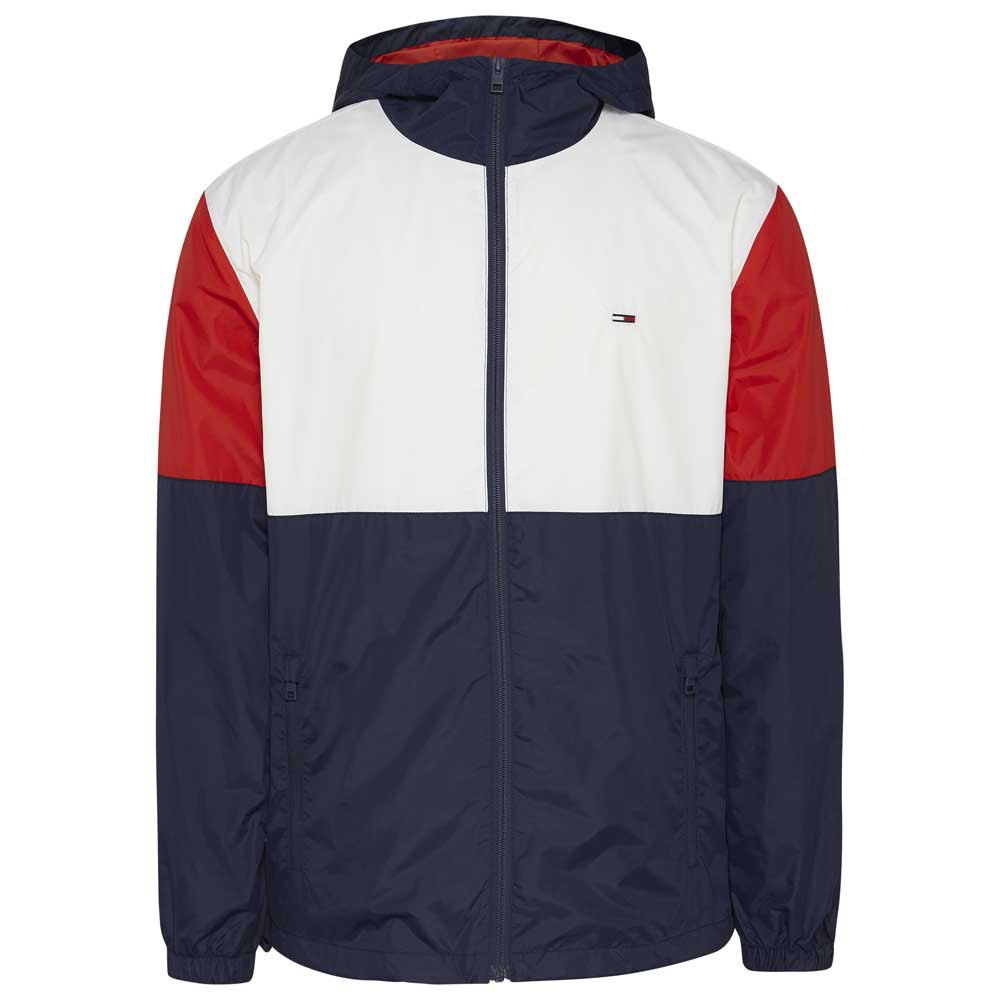 Tommy jeans Nylon Color Block Windbreaker