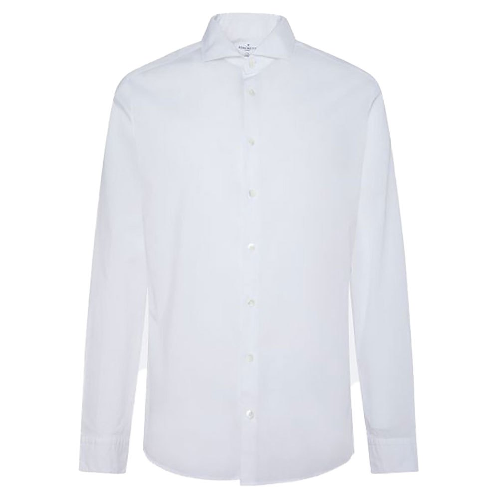 Hackett Piece Dyed Light Poplin