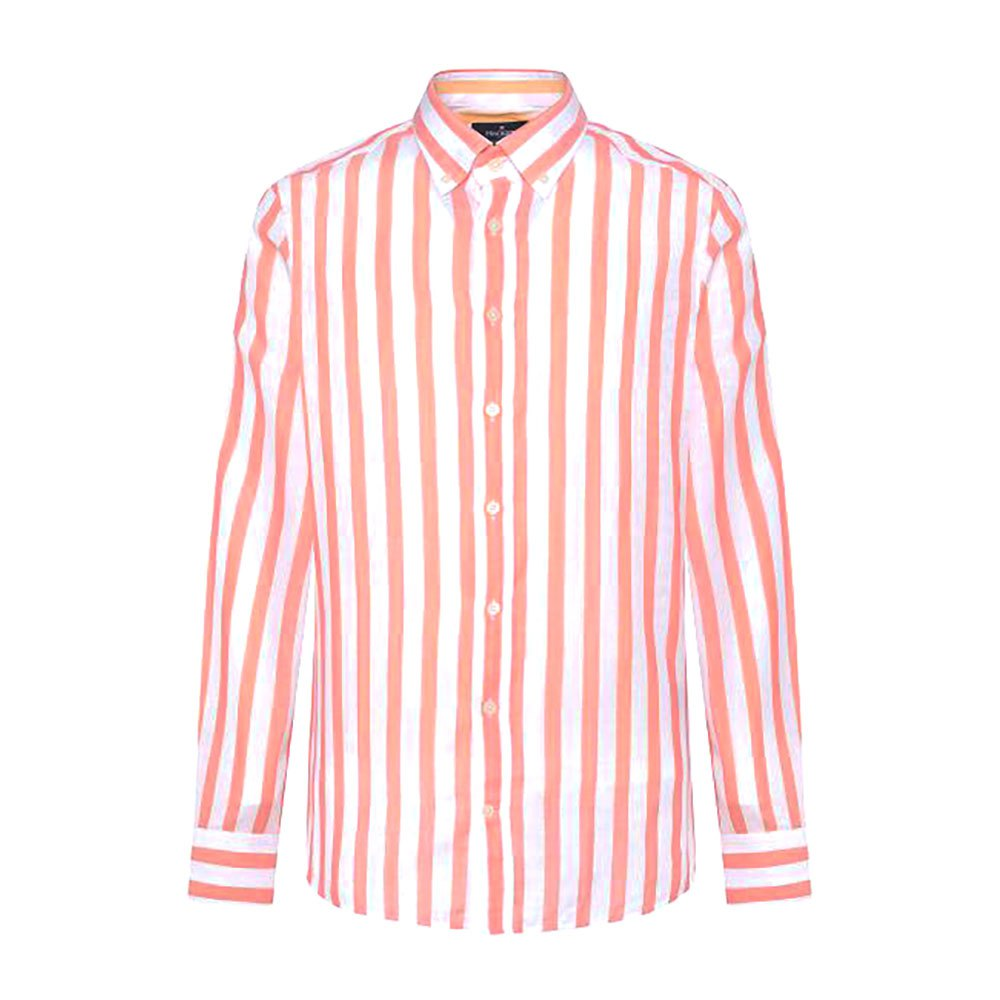 Hackett Double Face Butcher Stripe