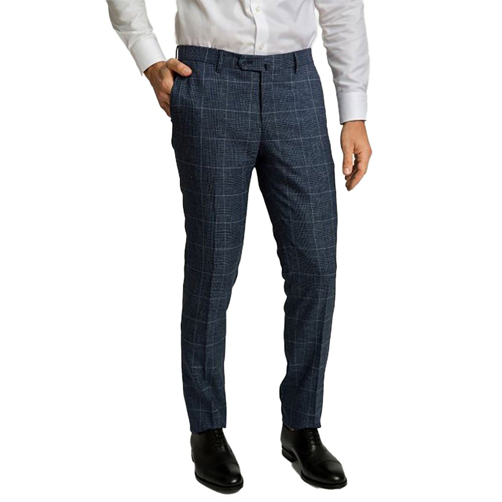 Hackett Mouline Blue Pow Pants