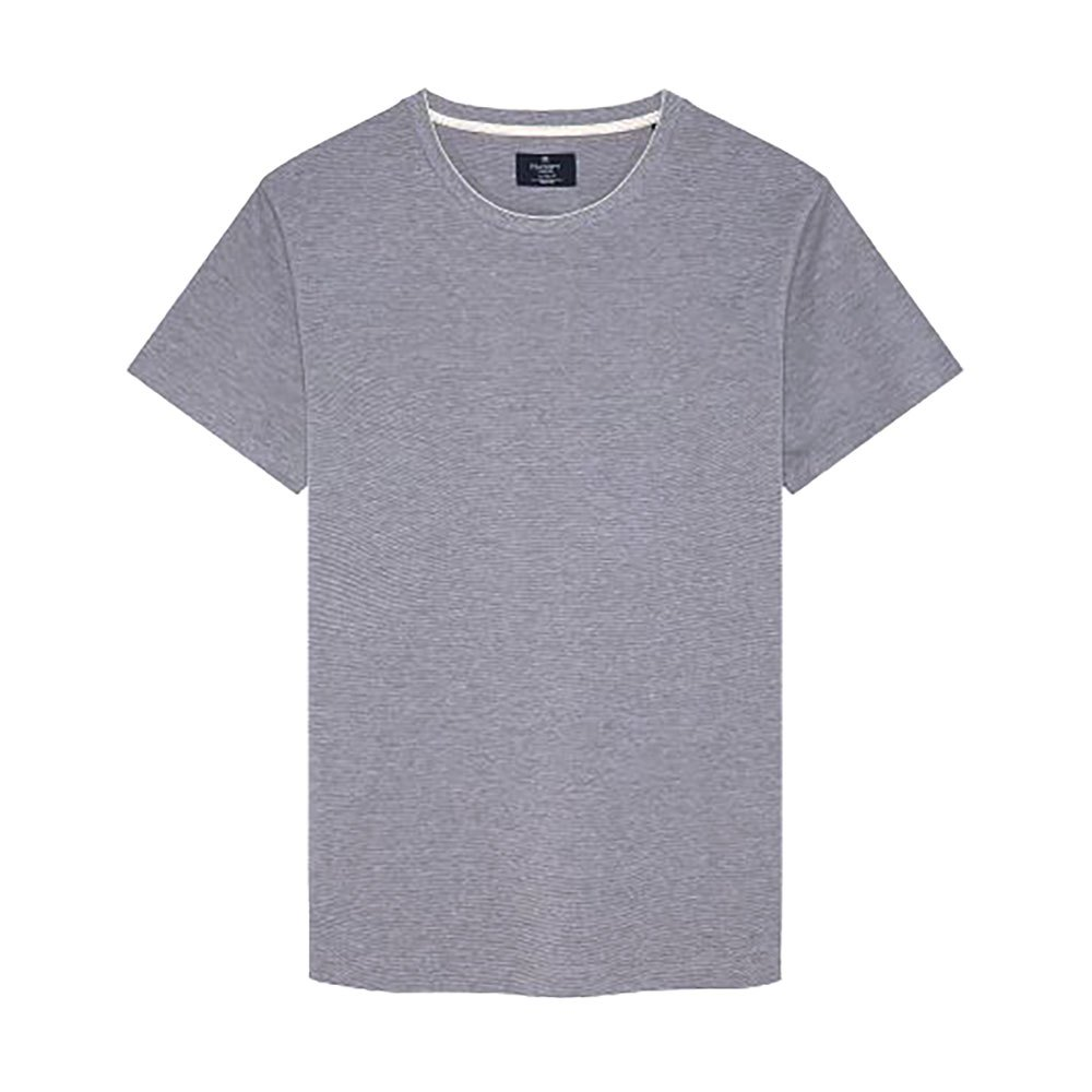 Hackett Fil A Fil Stripe Short Sleeve T-Shirt