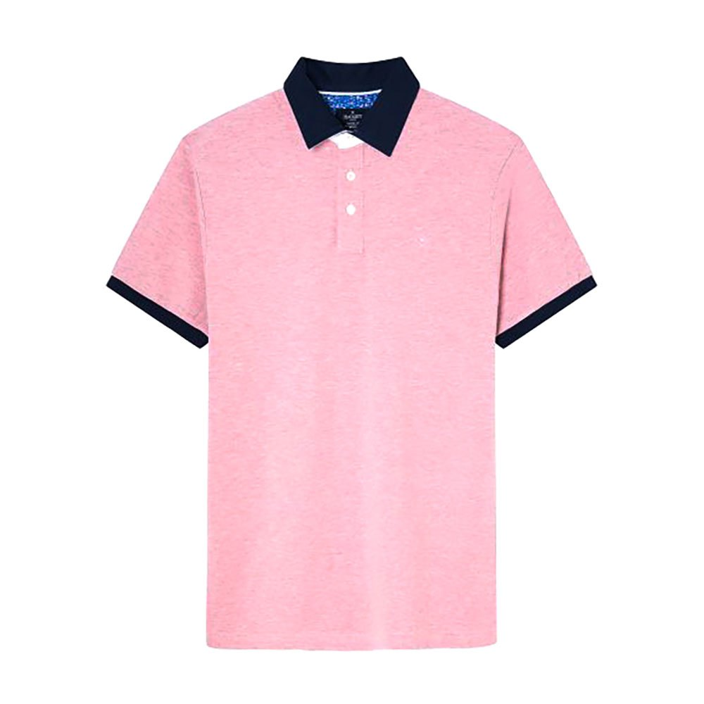 Hackett H Swim Trim Short Sleeve Polo Shirt