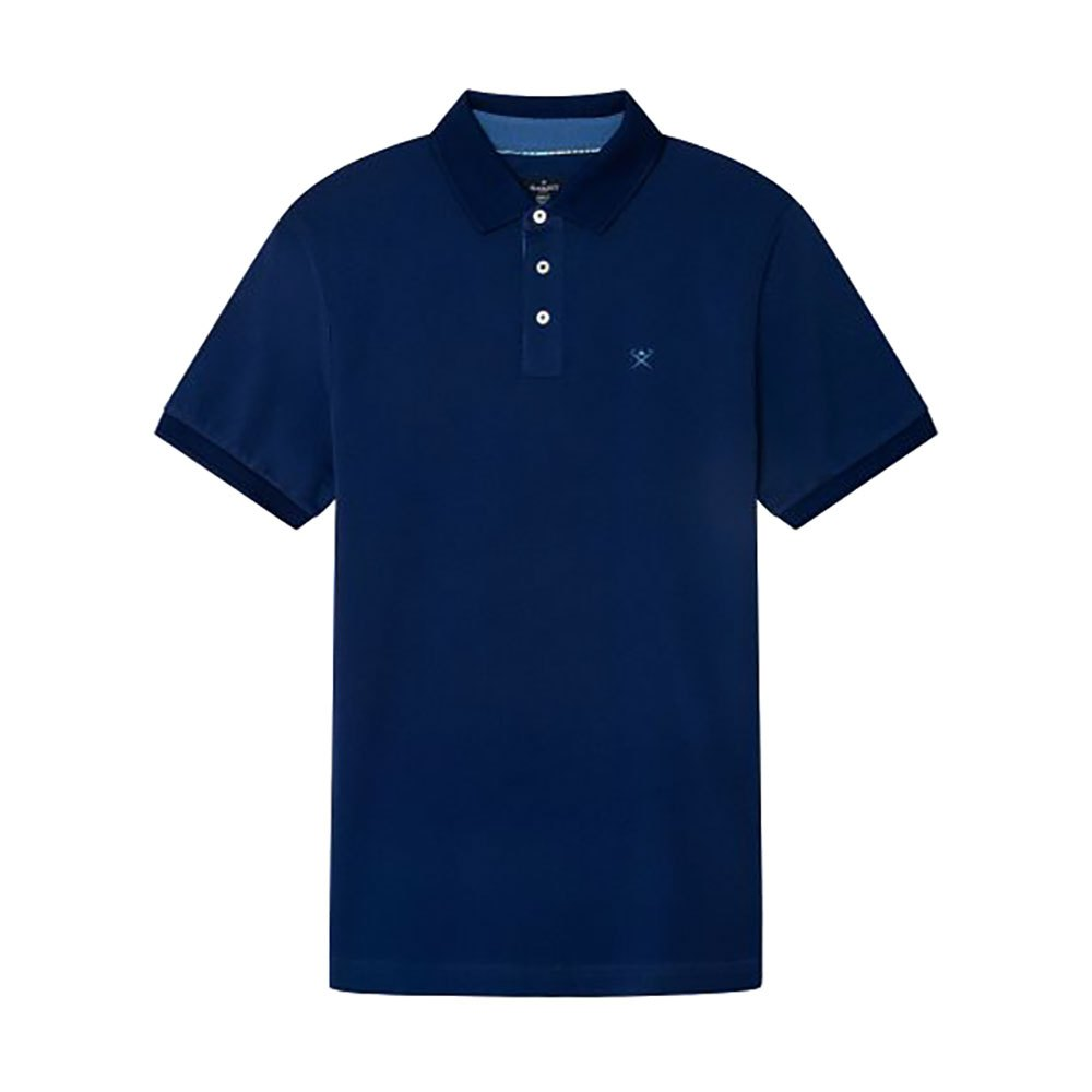 Hackett Palm Swim Trim Short Sleeve Polo Shirt