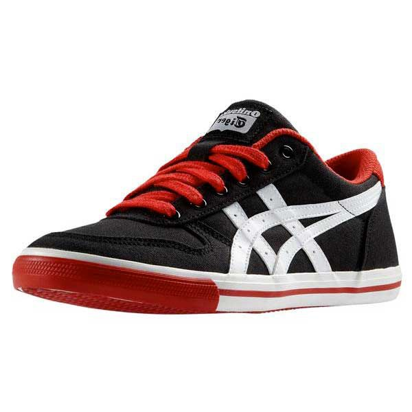 Asics Tiger Scarpe Aaron GS Black/White