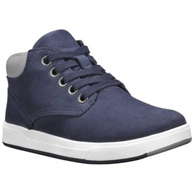 Timberland Davis Square Leather Chukka Youth