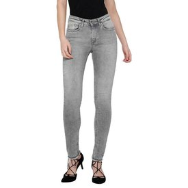 Only Blush Mid Waist Skinny Ankle Raw REA0919 Jeans
