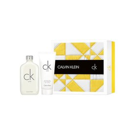 Calvin klein One Vapo 200ml+Body Lotion 200ml