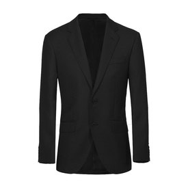 Hackett 120S LP Plain Wool Blazer