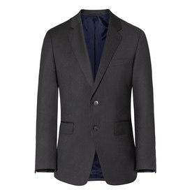 Hackett Plain Wolle Twill Blazer