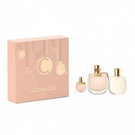 Chloe Nomade Eau De Parfum 75ml+Body Lotion+Miniatuur 5ml