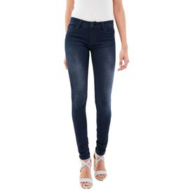 Salsa jeans Wonder Push Up Skinny Mid-Rise Soft Touch