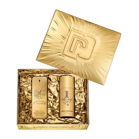 Paco rabanne 1 Million Perfum 100ml+Deodorant Spray 150ml