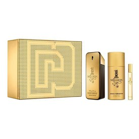 Paco rabanne 1 Million Eau Toilette 100ml+ Deodorant Spray 150ml+ Miniature