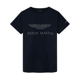 Hackett Aston Martin Logo Short Sleeve T-Shirt