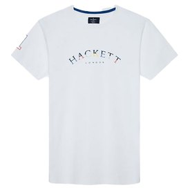 Hackett Color Logo Kurzarm T-Shirt