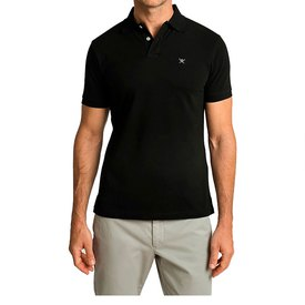 Hackett Slim Fit Logo Short Sleeve Polo Shirt