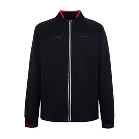 Hackett Aston Martin Track Full Zip Sweatshirt
