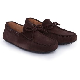 Hackett Hickleton Suede