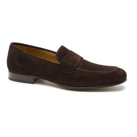 Hackett Glove Loafer Suede
