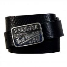 Wrangler Ctf Denim Buckle Belt