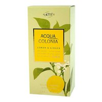 4711 fragrances Acqua Cologne Lemon Ginger Eau De Cologne 50ml Unisex