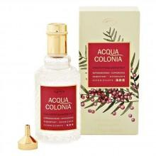 4711 fragrances Acqua Cologne Pink Pepper Grapefruit Eau De Cologne 50ml Unisex