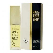 Alyssa ashley fragrances Musk Eau De Toilette 50ml