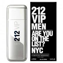 Carolina herrera fragrances 212 Vip Men Eau De Toilette 100ml