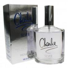 Charlie fragrances Silver Revlon Eau De Toilette 100ml