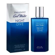 Davidoff fragrances Cool Water Night Dive Eau De Toilette 30ml
