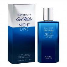 Davidoff fragrances Cool Water Night Dive Eau De Toilette 50ml