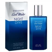 Davidoff fragrances Cool Water Night Dive Eau De Toilette 80ml