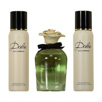 Dolce & gabbana Dolce Eau De Parfum 75ml Body Milk 100ml Gel 100ml