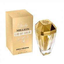 Paco rabanne fragrances Lady Million Eau My Gold Eau De Toilette 80ml